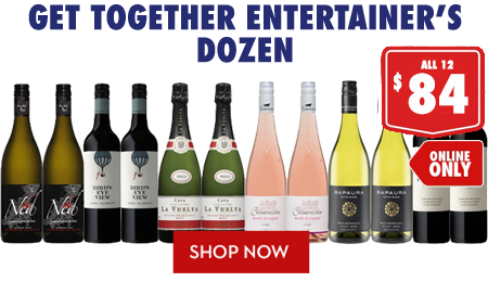 Get Together Entertainer's Dozen $84 - Shop Now