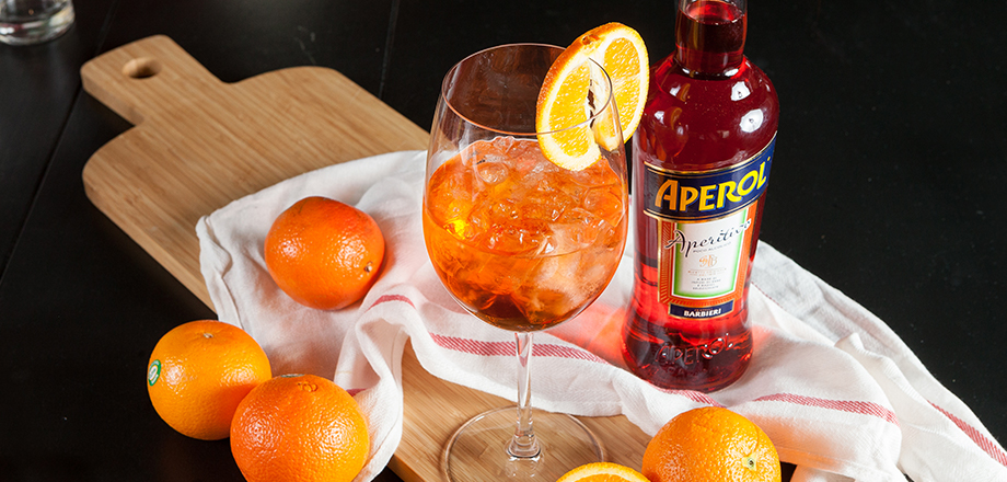 Aperol Spritz: The carryover champ of 2017