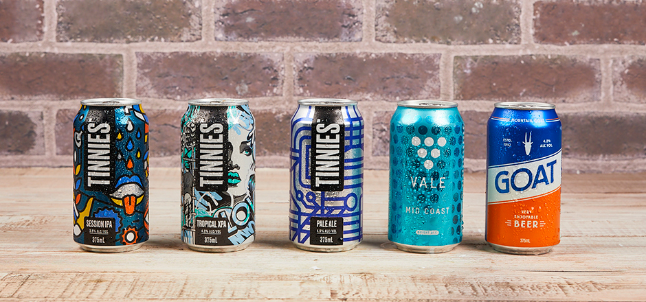 The art of beer – A look at the best tin designs on the market