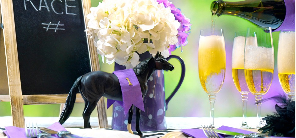 How to Host the Perfect Spring Racing Soirée