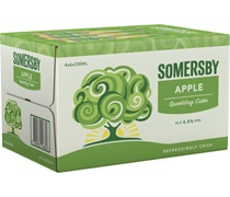 Somersby Apple Cider Bottle 330mL