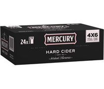 Mercury Hard Cider Can 375mL