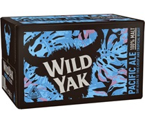 Matilda Bay Wild Yak Pacific Ale Bottle 345mL