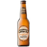 Stone's Original Ginger Beer Bottle 330mL