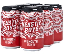 Yeastie Boys Big Mouth Session IPA Can 330mL
