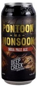 Deep Creek Pontoon in a Monsoon IPA Can 440mL