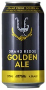 Grand Ridge Golden Ale Can 375mL (10 Pack)