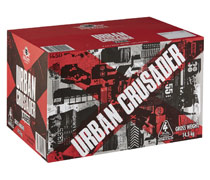 Urban Crusader Bottle 330mL