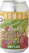Nomad Rosie Raspberry Sour Can 330mL