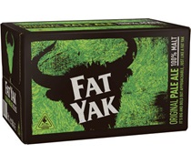 Matilda Bay Fat Yak Pale Ale Bottle 345mL