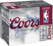 Coors Can (12 Pack) 355mL
