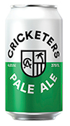 Cricketers Arms Pale Ale Can 330mL (10 Pack)