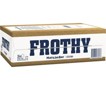 Frothy Can 375mL