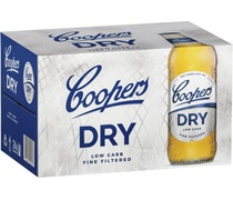 Coopers Dry Bottle 355mL