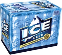 Ice Beer Block Can 375mL