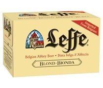 Leffe Blonde Bottle 330mL