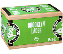Brooklyn Lager Bottle 355mL