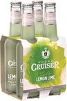 Vodka Cruiser Zesty Lemon Lime 275mL
