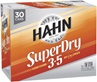 Hahn Super Dry 3.5 Block Can 375mL