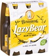 Bundaberg Lazy Bear Dry and Lime 330mL