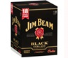 Jim Beam Black & Cola 5% ABV Can 375mL (18 Pack)