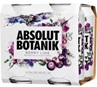 Absolut Botanik Berry Lime Can 375mL