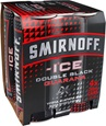 Smirnoff Ice Double Black Guarana Can 250mL