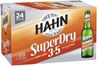 Hahn Super Dry 3.5 Bottle 330mL