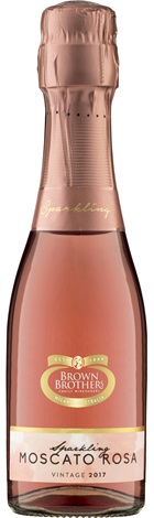 Brown Brothers Sparkling Moscato Rosa 200ml