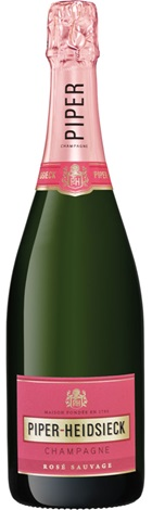 Piper Heidsieck Rose Sauvage NV 750mL