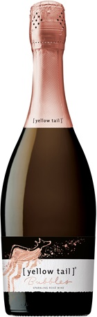 Yellow Tail Pink Bubbles 750mL