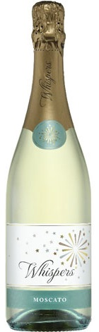 Whispers Sparkling Moscato 750mL