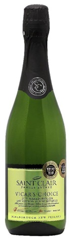 Saint Clair Vicars Choice Sparkling Sauv Blanc 750mL