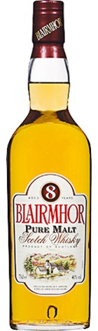 Blairmhor 8YO Malt Scotch Whisky 700mL | Tuggl
