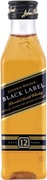 Johnnie Walker Black Scotch Whisky Min 50mL