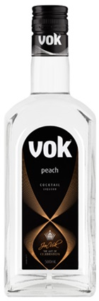 Vok Peach Liqueur 500mL