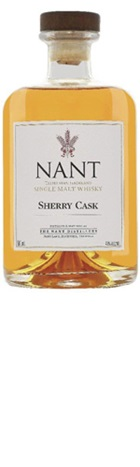 Nant Sherry Wood Whisky 500mL
