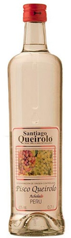Santiago Pisco Quebranta 700mL