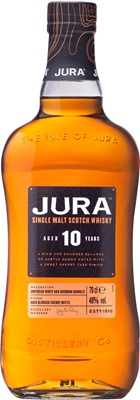 Isle Of Jura 10YO Scotch Whisky 700mL