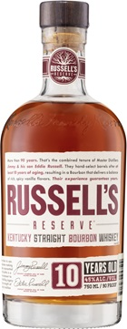 Russell's Reserve 10YO Bourbon Whiskey 750mL