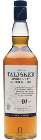 Talisker 10YO Single Malt Scotch Whisky 700mL