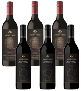 Jacob's Creek Double Barrel & Signature Shiraz 3+3 Bundle