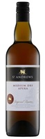 St Andrews Medium Dry Apera 750mL