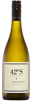 42 Degrees South Pinot Grigio 750mL