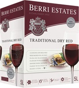 Berri Traditional Dry Red Cask 5Lt