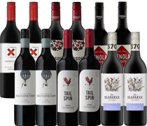 A Cracker of a Shiraz Dozen