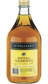 McWilliams Royal Reserve Golden Medium Apera Flagon  2Lt