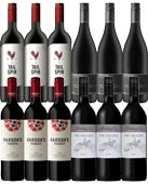 HALF PRICE Australian Home Grown Shiraz Dozen