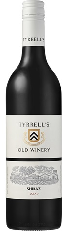 Tyrrell's Old Winery Shiraz 750mL