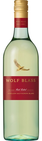 Wolf Blass Red Label Semillon Sauvignon Blanc 750mL